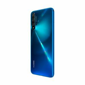 HUAWEI(ファーウェイ)nova 5T/Crush Blue 画面占有率約91.7%のフルビューディスプレイ HUAWEI Kirin 980搭載 3,750Ahmの大容量バッテリー