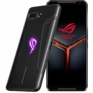 ASUS ZS660KL-BK1TR12 SIMフリースマートフォン ROG Phone 2 マットブラック