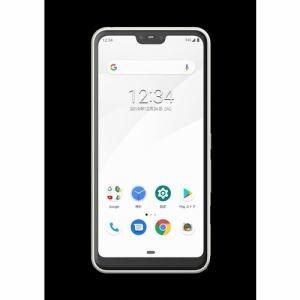 富士通 ASMC01002 SIMフリースマートフォン arrows M05 アイスホワイト