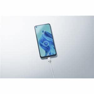 OPPO CPH2199 IB SIMフリースマートフォン Reno5 A アイスブルー