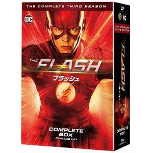 【DVD】 THE FLASH/フラッシュ【サード・シーズン】コンプリート・ボックス