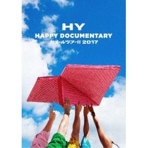 <BLU-R> HY / HY HAPPY DOCUMENTARY~カメールツアー!! 2017~(初回限定盤)