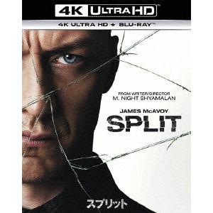 <4K ULTRA HD> スプリット(4K ULTRA HD+ブルーレイ)