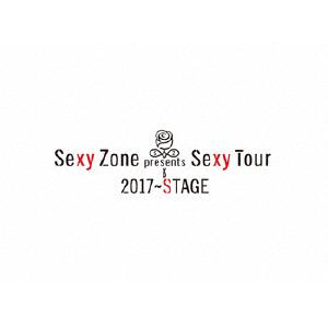 【BLU-R】 Sexy Zone / Sexy Zone Presents Sexy Tour ~ STAGE(初回限定盤)