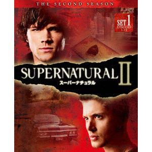 【DVD】 SUPERNATURAL【セカンド】前半セット