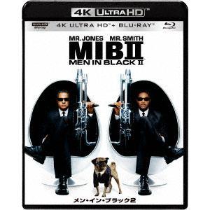 【4K ULTRA HD】メン・イン・ブラック2(4K ULTRA HD+ブルーレイ)
