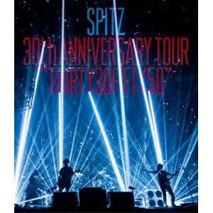 【BLU-R】 スピッツ / SPITZ 30th ANNIVERSARY TOUR  THIRTY30FIFTY50 (通常盤)