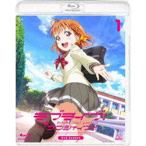 <BLU-R> ラブライブ!サンシャイン!! 2nd Season 1(通常版)
