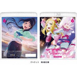 <BLU-R> ラブライブ!サンシャイン!! 2nd Season 6(通常版)