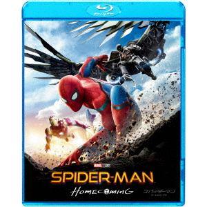 【BLU-R】スパイダーマン:ホームカミング ブルーレイ&DVDセット