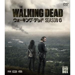 【DVD】 ウォーキング・デッド コンパクト DVD-BOX シーズン6