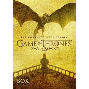 <DVD> ゲーム・オブ・スローンズ 第五章:竜との舞踏 DVDセット