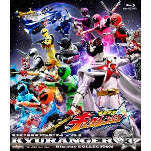 <BLU-R> スーパー戦隊シリーズ 宇宙戦隊キュウレンジャー Blu-ray COLLECTION 3