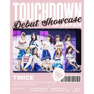 【BLU-R】 TWICE / DEBUT SHOWCASE Touchdown in JAPAN (Blu-ray Disc)