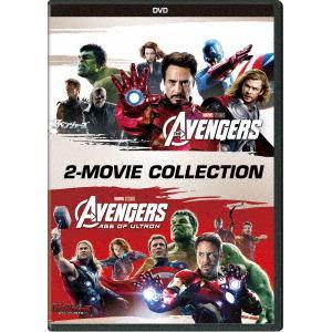 <DVD> アベンジャーズ&アベンジャーズ/エイジ・オブ・ウルトロン DVDセット
