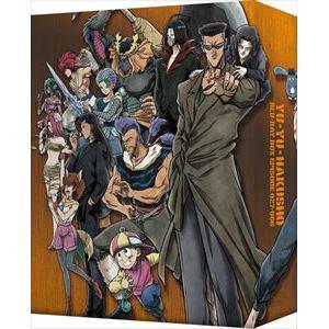 <BLU-R> 幽☆遊☆白書 25th Anniversary Blu-ray BOX 暗黒武術会編(特装限定版)