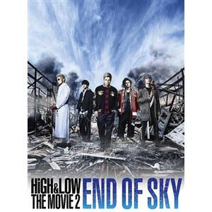 【DVD】HiGH & LOW THE MOVIE 2~END OF SKY~(豪華盤)
