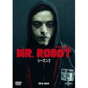 <DVD> MR.ROBOT/ミスター・ロボット シーズン2 DVD-BOX