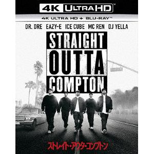 <4K ULTRA HD> ストレイト・アウタ・コンプトン(4K ULTRA HD+ブルーレイ)