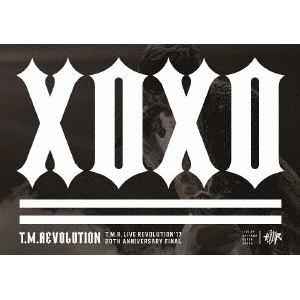 【発売日翌日以降お届け】<BLU-R> T.M.Revolution / T.M.R. LIVE REVOLUTION'17 -20th Anniversary FINAL at Saitama Super Arena-