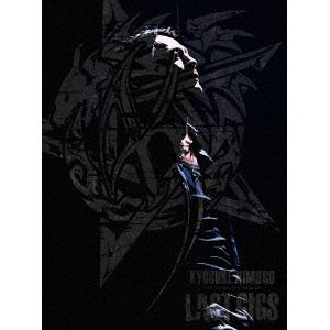 <DVD> 氷室京介 / KYOSUKE HIMURO THE COMPLETE FILM OF LAST GIGS