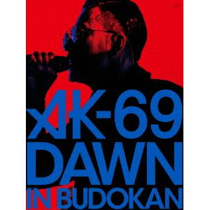 【BLU-R】 AK-69 / DAWN in BUDOKAN(初回仕様パッケージ)