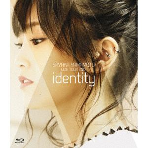 <BLU-R> 山本彩 / 山本彩 LIVE TOUR 2017 ~identity~