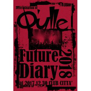 【DVD】 Determination of Q´ulle「Future Diary 2018」