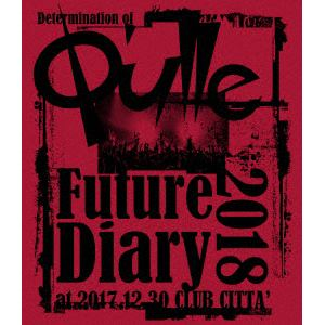 【BLU-R】 Determination of Q´ulle「Future Diary 2018」