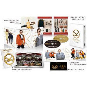 <BLU-R> キングスマン:ゴールデン・サークル プレミアム・エディション(4K ULTRA HD付)