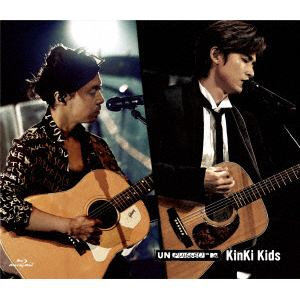 <BLU-R> KinKi Kids / MTV Unplugged:KinKi Kids