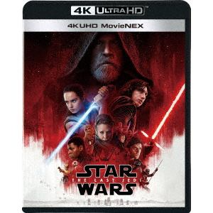 【4K ULTRA HD】スター・ウォーズ/最後のジェダイ 4K UHD MovieNEX(4K ULTRA HD+3Dブルーレイ+ブルーレイ)