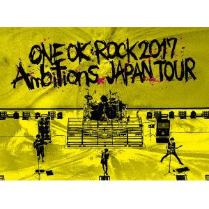 "<DVD> ONE OK ROCK / ONE OK ROCK 2017 ""Ambitions"" JAPAN TOUR"