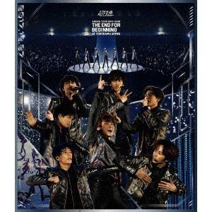 <BLU-R> 超特急 / BULLET TRAIN ARENA TOUR 2017-2018 THE END FOR BEGINNING AT YOKOHAMA ARENA(通常盤)