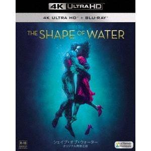 【4K ULTRA HD】シェイプ・オブ・ウォーター オリジナル無修正版(4K ULTRA HD+ブルーレイ)