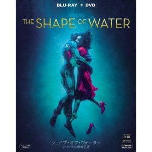 <BLU-R> シェイプ・オブ・ウォーター オリジナル無修正版 ブルーレイ&DVD