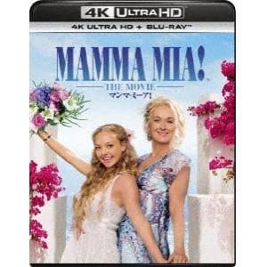<4K ULTRA HD> マンマ・ミーア!(4K ULTRA HD+ブルーレイ)