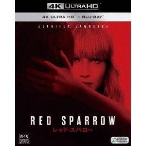 【発売日翌日以降お届け】<4K ULTRA HD> レッド・スパロー(4K ULTRA HD+ブルーレイ)