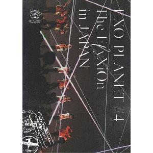 <DVD> EXO / EXO PLANET #4 - The ElyXiOn - in JAPAN