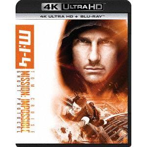 <4K ULTRA HD> ミッション:インポッシブル/ゴースト・プロトコル(4K ULTRA HD+ブルーレイ)