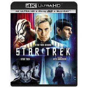 <4K ULTRA HD> スター・トレック 3 ムービー・コレクション(4K ULTRA HD+3Dブルーレイ+ブルーレイ)