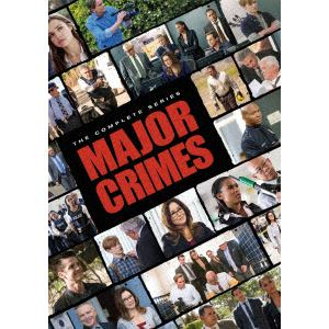 【DVD】 MAJOR CRIMES~重大犯罪課【コンプリート・シリーズ】