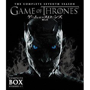 <BLU-R> ゲーム・オブ・スローンズ 第七章:氷と炎の歌 ブルーレイ コンプリート・ボックス(通常版)