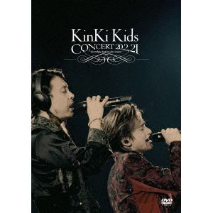 <DVD> KinKi Kids / KinKi Kids CONCERT 20.2.21 -Everything happens for a reason-(通常盤)