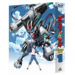 <BLU-R> プラネット・ウィズ Blu-ray BOX 第1巻(特装限定版)