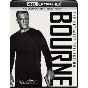 <4K ULTRA HD> ジェイソン・ボーン・シリーズ/アルティメット・コレクション(4K ULTRA HD+ブルーレイ)