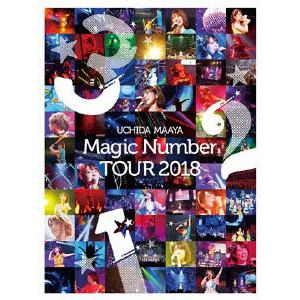 <DVD> UCHIDA MAAYA 「Magic Number」 TOUR 2018