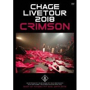 <DVD> CHAGE / Chage Live Tour 2018 ◆CRIMSON◆