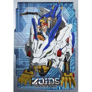 <DVD> ZOIDS ゾイドワイルド DVD BOX vol.1