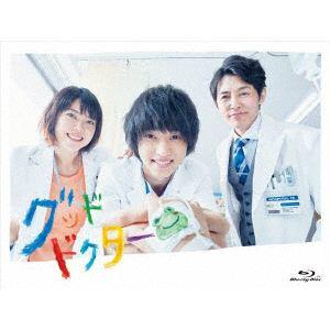 <BLU-R> グッド・ドクター Blu-ray BOX